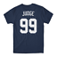 Aaron-Judge-Fan-Tee-Yankees-Jersey-Navy-T-Shirt-NEW thumbnail 1