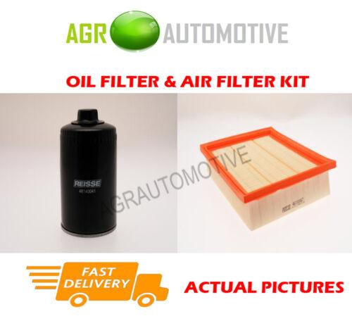 DIESEL SERVICE KIT OIL AIR FILTER FOR VOLKSWAGEN VENTO 1.9 75 BHP 1992-97