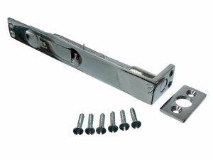 NUEVO-20-de-Cerrojo-Seguridad-Bloqueo-Puerta-RASANTE-150mm-15-2cm-con-tornillos