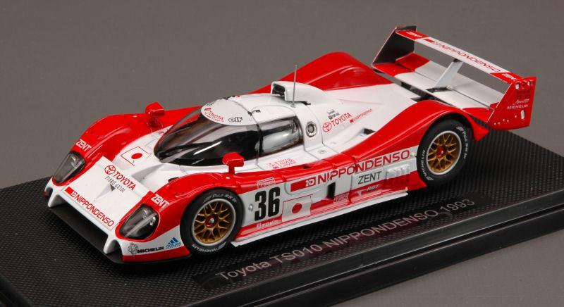 Toyota ts010 le mans 1993 sekiya Suzuki Irvine 1 43 Model 44584 EBBRO