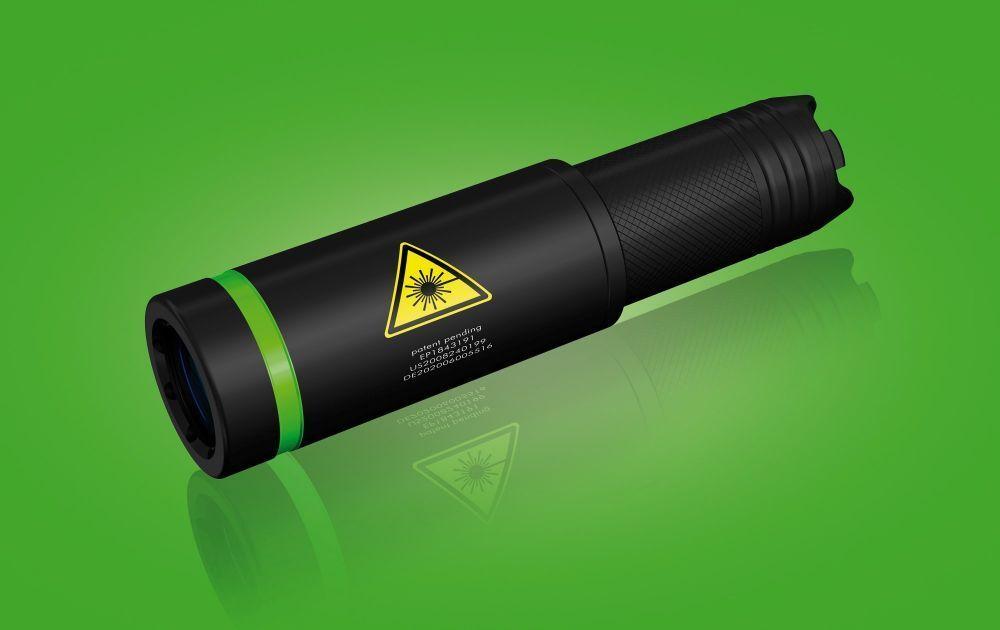 Laserluchs LA 905-50-PRO IIIR-Laser Aufheller wieder lieferbar