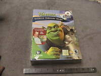 Shrek Totally Tangled Tales, Tv Dvd Game , In Sealed Box