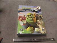 Shrek Totally Tangled Tales, Tv Dvd Game , In Sealed Box