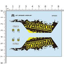 NEW Orlandoo Hunter WP5002-B Decal Water Sticker BLK Streak FREE US SHIP