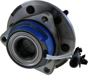 Wheel Bearing and Hub Assembly Front Autopart Intl 1411-248723