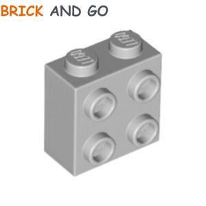 Brick 1x2 Studs On 1 Side NEW 2 x LEGO 22885 Brique 4 tenons beige, tan