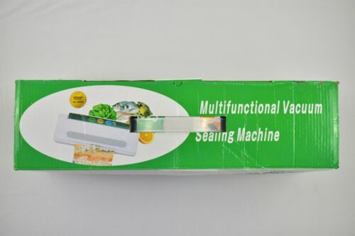"LARAMY DZ-300SD 120volt,11/"" Home Vacuum Sealer w// 4mm Seal /& Retractable Nozzle"