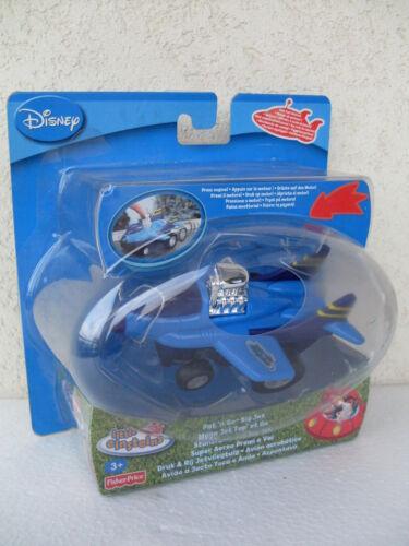 pat/'n go big jet little einsteins aereo plane avion toy fisher price N7016 N3676