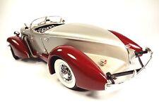 1935 Auburn 851 Speedster 1:18th scale die cast Ertl model 1936 852 1:18 EL Cord