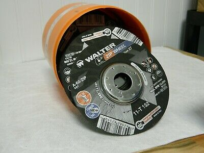 "WALTER Surface Technologies Unclassified Wheel Diameter 5/"" Wheel QTY 25 11T152"
