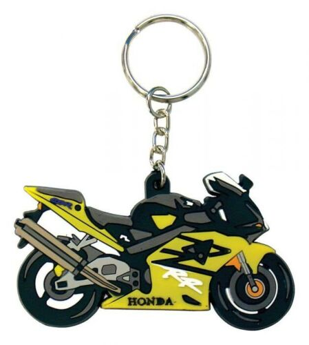 #73 Bike It Honda CBR900RR Rubber Motorcycle Keyfob Keyring