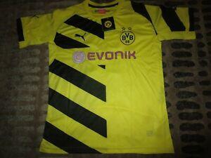 promo code 9546b 1a6ec Details about Marco Reus Borussia Dortmund BVB Soccer Football puma Jersey  Medium M mens NEW