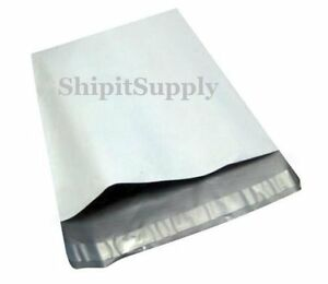 1-1000-6x9-White-Poly-Mailers-Shipping-Envelopes-Bags-Fast-Shipping
