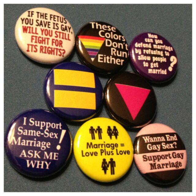 GAY RIGHTS 1