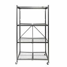 Storage Shelves: Origami 3-tier Folding Storage Shelves   225x225