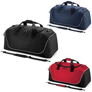 Quadra Teamwear jumbo Heavy Duty Sport Duffle Team Kit Gym Bag Adjustable Strap