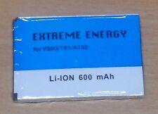 Nuevo: batería para Motorola v360-v990-w220-w375-e1000-e770-v975-w205-v1050-c980-c975