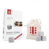 Crate & And Barrel Whiskey/whisky Stones- Set/9 - Teleforma-