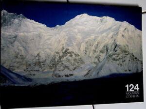 124 Mountain Magazine Escalade Alpes Alpinisme-afficher Le Titre D'origine