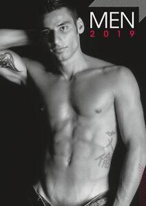 Erotik-Kalender-2019-Men-Calendar-Wandkalender-Wallkalender-Orion-Maenner