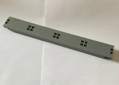 compatible with LEGO 9V Monorail Train 4x32 Straight Monorail Track 3D printed