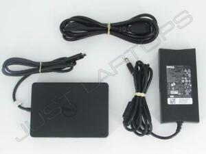 Dell-WD15-USB-Type-C-HDMI-Docking-Station-Port-Replicator-Inc-130W-PSU-K17A