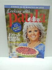 Cooking With Paula Deen Magazine May 2010 Strawberry Pie Trisha Yearwood Jonas