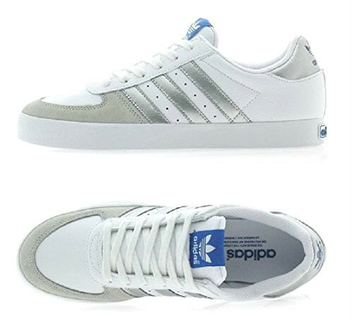 G Chaussures Adidas de Vulc Originals blanches formateurs S 77qI6x8