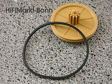 Marantz CD 52 MkII  Zahnrad mit Riemen CDM 4 Gear Wheel  Spieler player