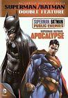 Superman/batman Double Feature 0883929256303 With Clancy Brown DVD Region 1