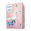 Philips-Sonicare-DiamondClean-Smart-9300-Pink-Electric-Toothbrush thumbnail 2