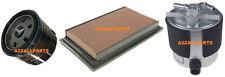 Para Nissan Qashqai 1.5TD 09 10 11 12 13 Kit de piezas de servicio aire aceite Filtro De Combustible