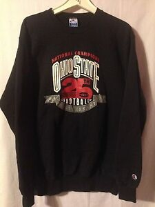 Vintage-1993-Ohio-State-Buckeyes-Football-Champion-Sweatshirt-1968-NC-25th-XL