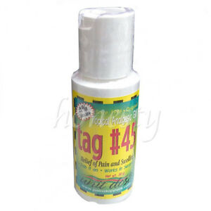 Tag 45 topical anesthetic gel eyebrow numbing midway for Waxing over tattoo