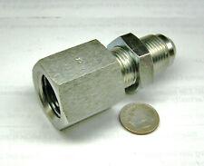 Continental Hydraulic Adapter Fitting JIC Male-NPTF 90DEG 1-5//16-12 X 1-11 1//2