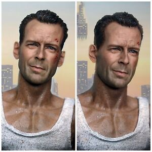 John-McClane-Die-Hard-Bruce-Willis-Kopf-1-6-Head-Sculpt-Hot-Toys-Action-Figur