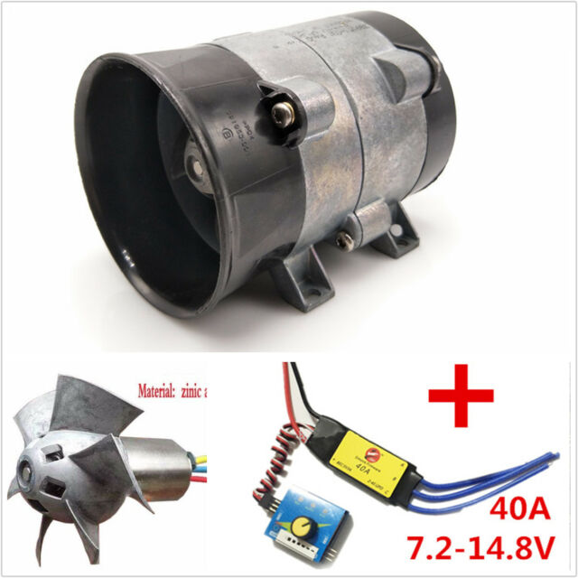 Esc Electric Supercharger: Car Electric Supercharger Turbos Intake Fan Boost 12v 16