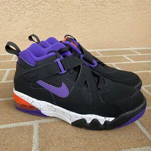 Nike Air Force Max CB Phoenix Suns Men New Barkley Black Sneakers AJ7922-002