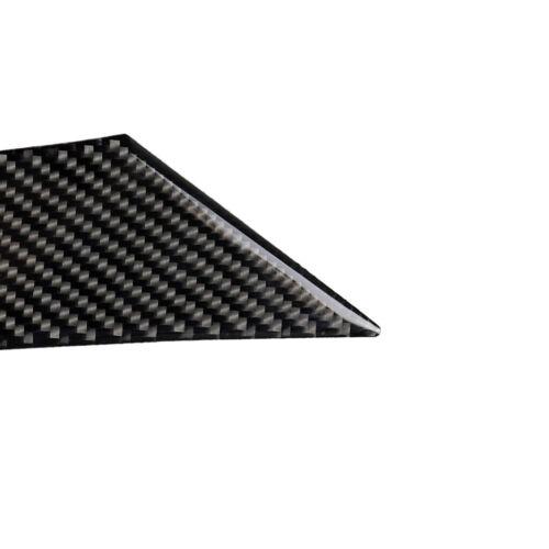 8Pcs For Toyota Camry 2018-19 Carbon Fiber Car Inner Door Handle Bow Cover Trim