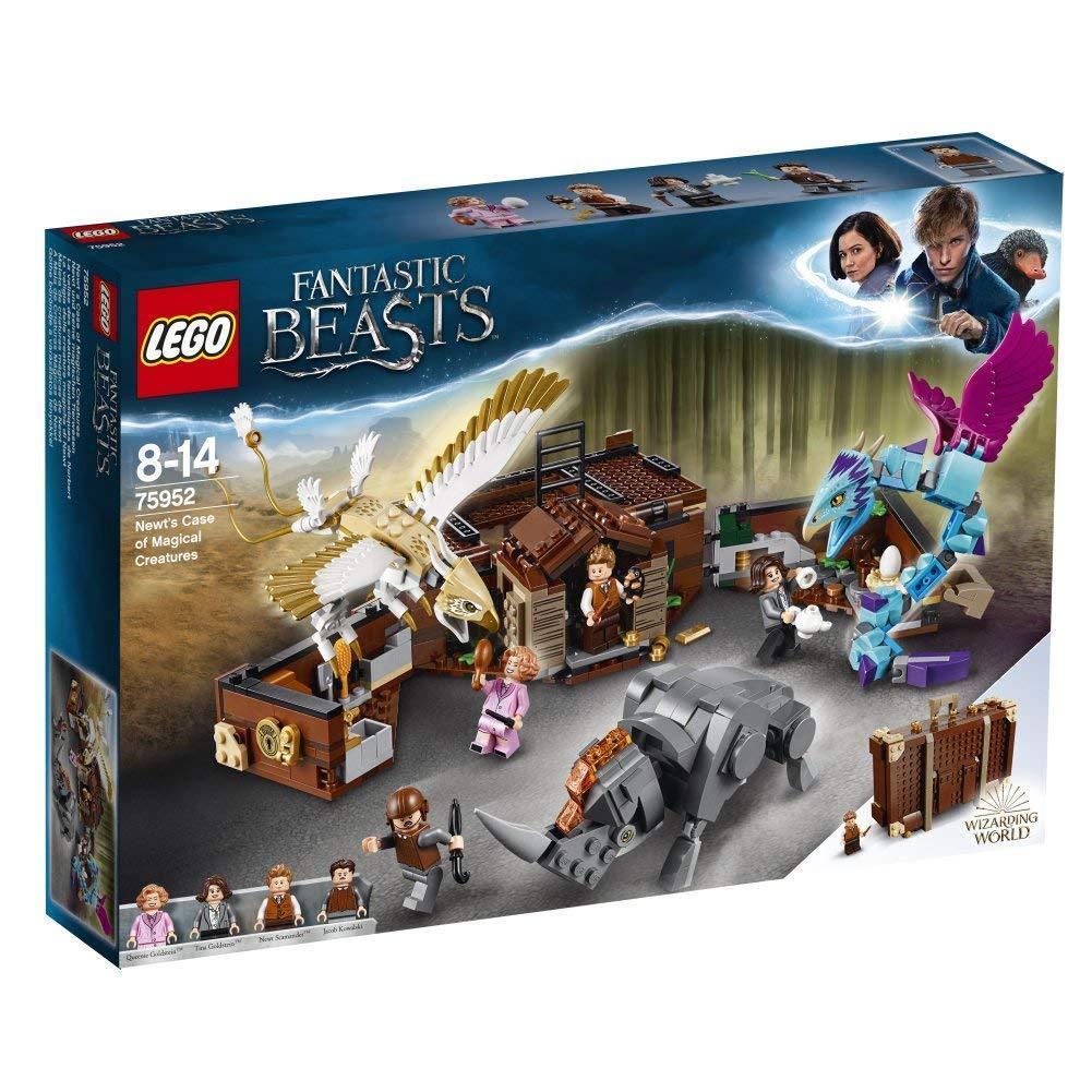 LEGO Harry Potter 75952 Newts Newts Newts Koffer der magischen Kreaturen  NEUHEIT 2018 OVP dd8e24