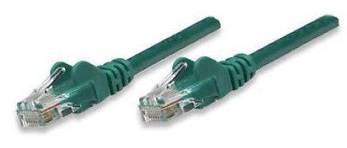 Intellinet 3ft CAT5E UTP Ethernet RJ45 Patch Cable GR