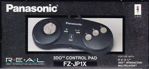 3DO-Control-Pad-Panasonic-Brand-Great-Condition-Fast-Shipping