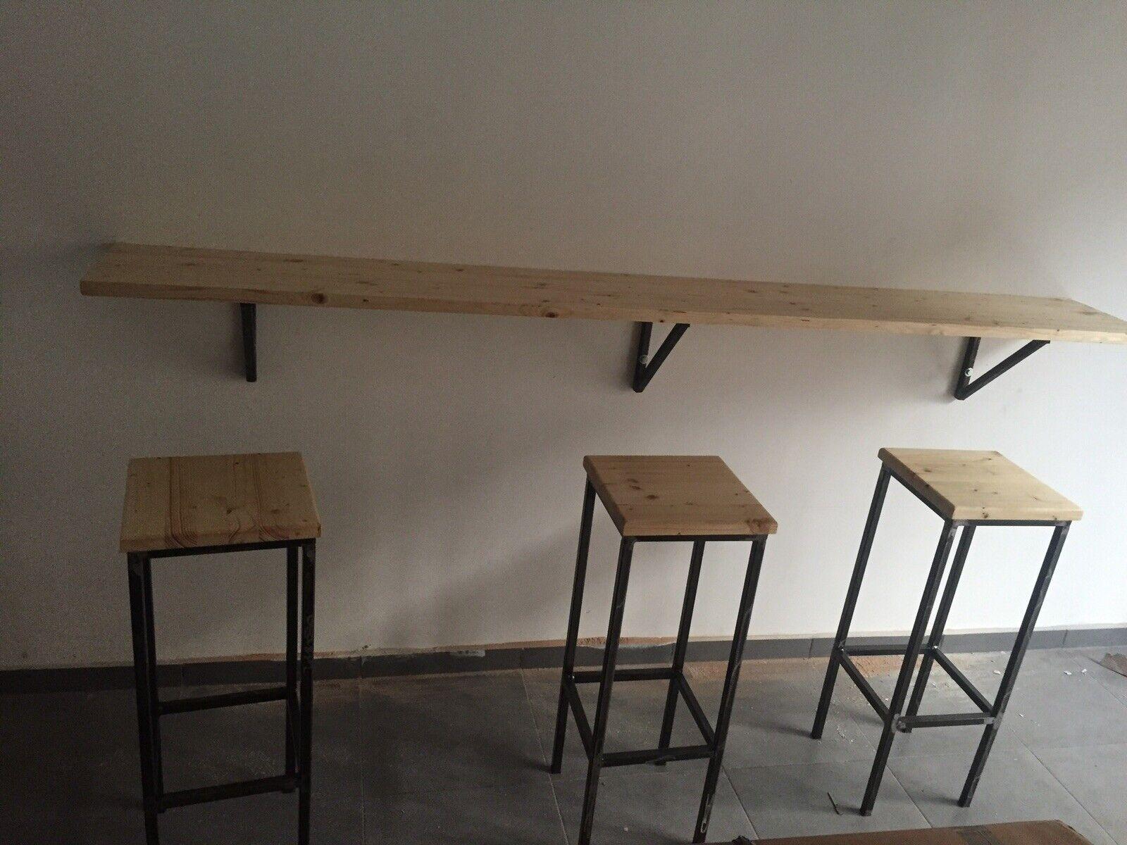 Sgabello regolabile ferro e legno sgabello regolabile ferro e