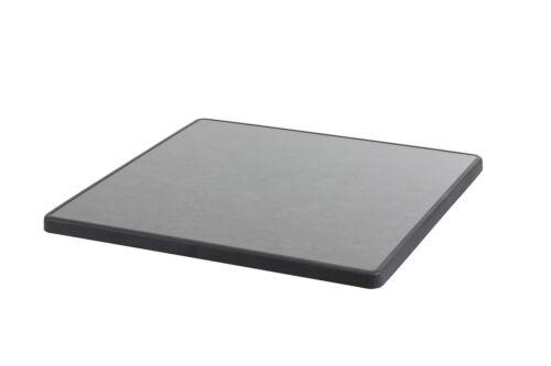 Diamond Garden DiGalit Tischplatte 70x70cm Eckig Pizarra