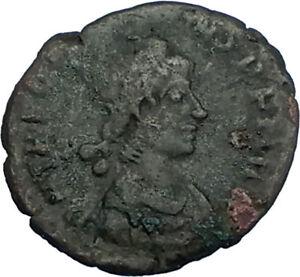THEODOSIUS-I-the-GREAT-379AD-Authentic-Ancient-Original-Roman-Coin-VOT-i65808