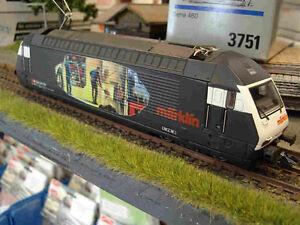 MARKLIN-3451-Re-460-Motore-riscaldatori-2-Anni-Garanzia-concessionario