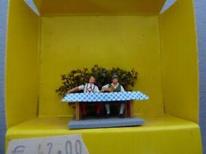 Maquette-034-mini-scene-034-HO-Buveur-de-Biere-034-Biertrinker-034-Viessmann-5024