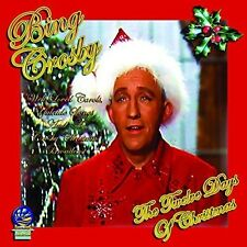 Bing Crosby - THE TWELVE DAYS OF CHRISTMAS [New CD]