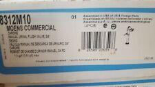 "Moen 8310M128 Commercial M-Dura 1-1//2/"" Manual Closet Flush Valve 1.28 GPF Chrome"