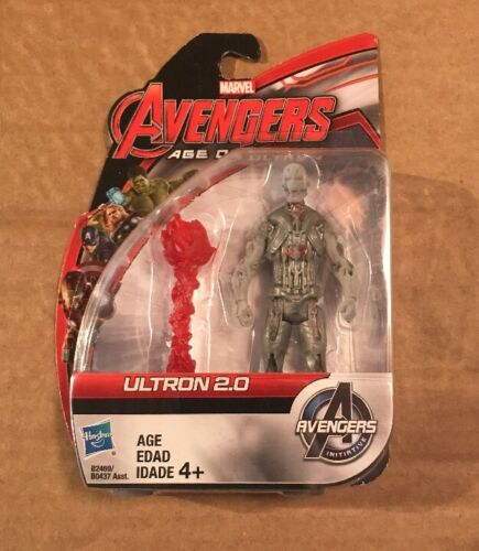 "Ultron 2.0 FIGURE 3.75/"" Avengers Age of Ultron Marvel All Star 2015 *BRAND NEW*"